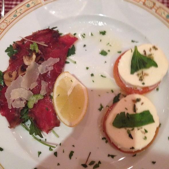 carpaccio @ Italy Caffé Lisbona