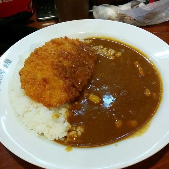 Pork Cutlet Curry @ CoCo壱番屋 渋谷区宇田川町店