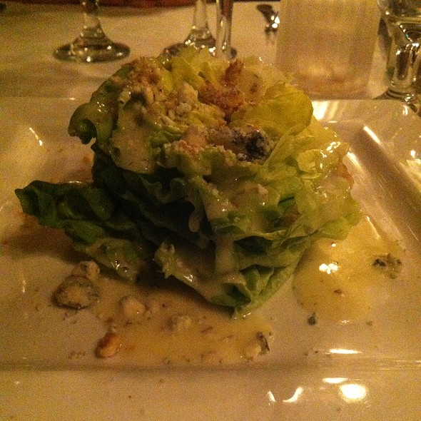 Limestone Salad - Rapscallion Seafood House & Bar, Reno, NV