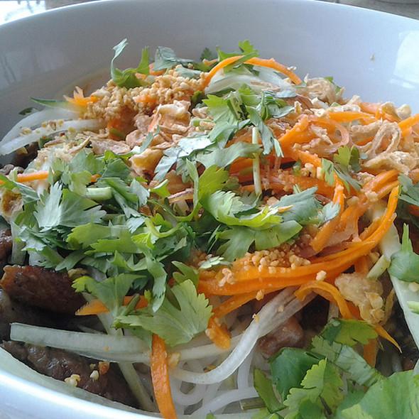Beef Noodles @ Basilic Vietnamese Grill LLC