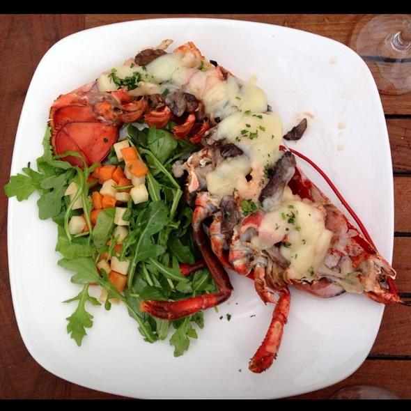 Stuffed Lobster - La Côte - Fontainebleau Miami Beach, Miami Beach, FL