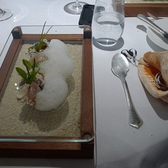 """""""Sound of the Sea"""" @ The Fat Duck"""