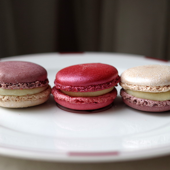 Assorted Macarons @ Pierre Herme