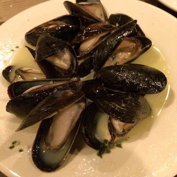 Steamed Mussels Pistou - Fat Hen, Johns Island, SC