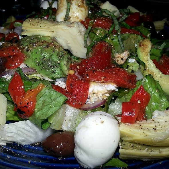 Roman Greco Salad