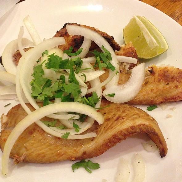 Fish Tandorri