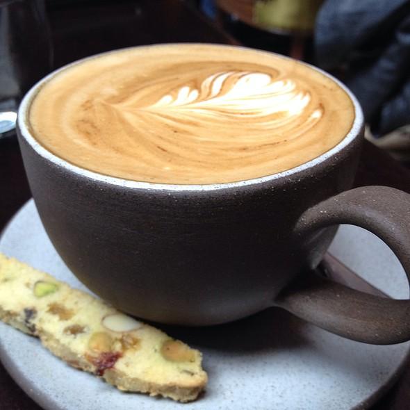 Latte @ NoMad Restaurant