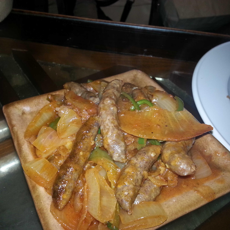 Abou el sid menu az zamalek giza foodspotting for Abou hamed cuisine