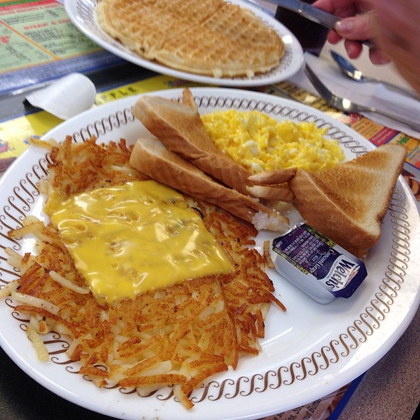All Star Breakfast @ Waffle House