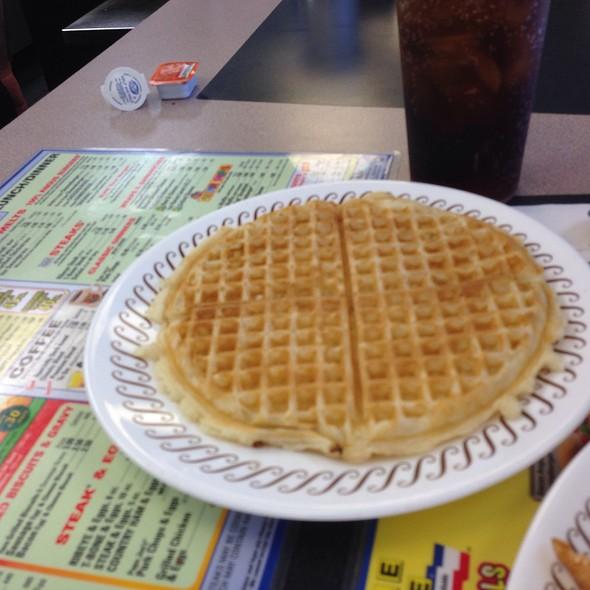 Waffle @ Waffle House