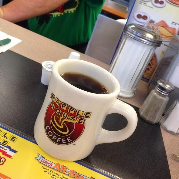Coffee @ Waffle House