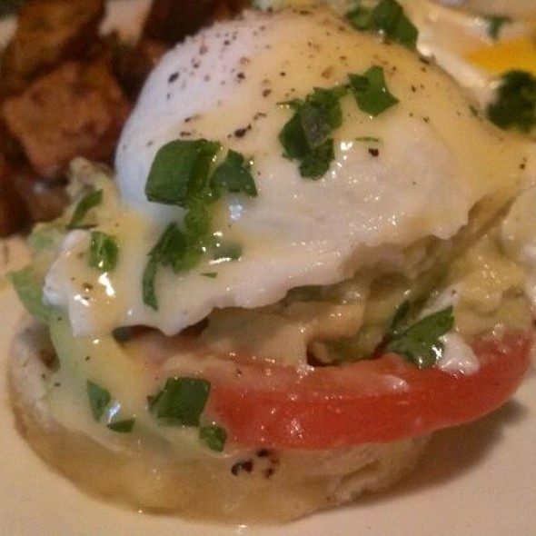Avocado Benny - Toulouse Petit Kitchen & Lounge, Seattle, WA