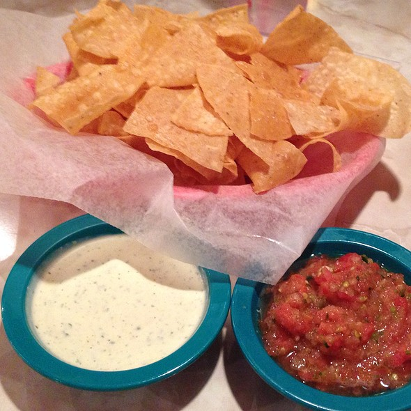 Chips & Salsa @ Chuy's