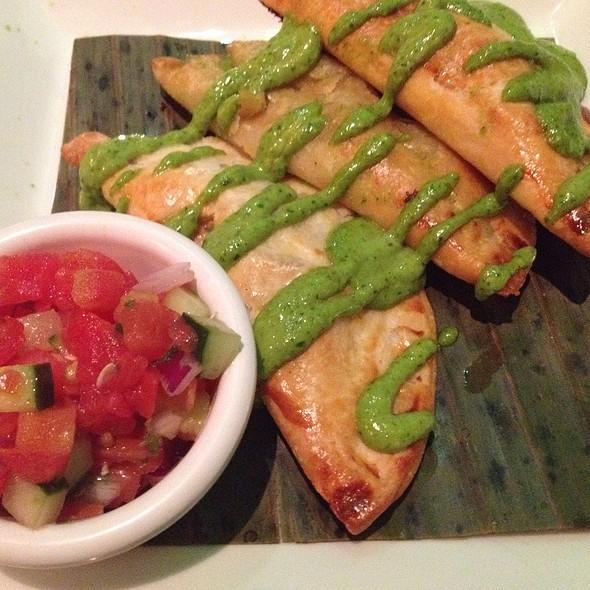 Chicken Empanadas - Paladar Latin Kitchen & Rum Bar, Cleveland, OH