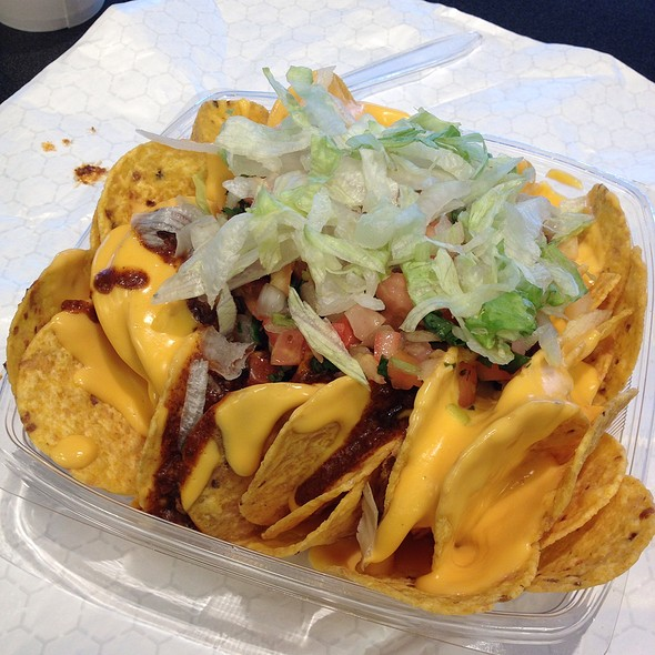 Ultimate Nachos @ Cowboys Stadium
