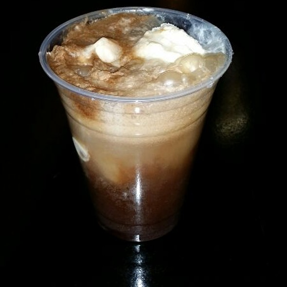 Root Beer Float @ Soda Fountain Cafe