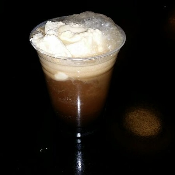 Chocolate Float @ Soda Fountain Cafe