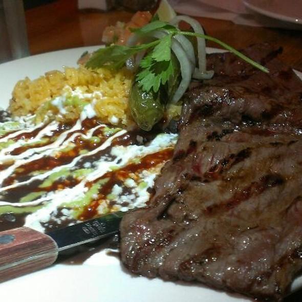 Carne Asada with Jalapeno - La Cocina Oaxaquena, Seattle, WA