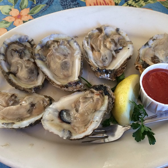 Fresh Oysters @ Sea Harvest Fish Market-Restaurant