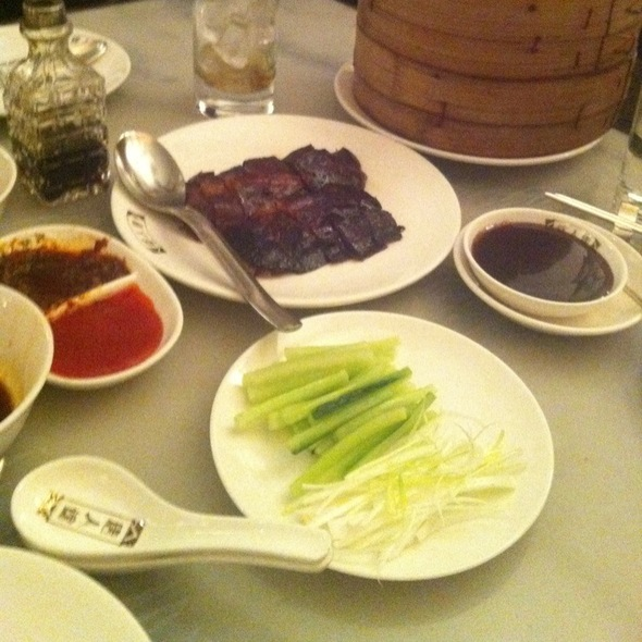Peking Duck @ China Tang At The Dorchester