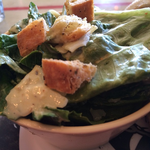 Caesar Salad - Baby Blues BBQ - SF, San Francisco, CA