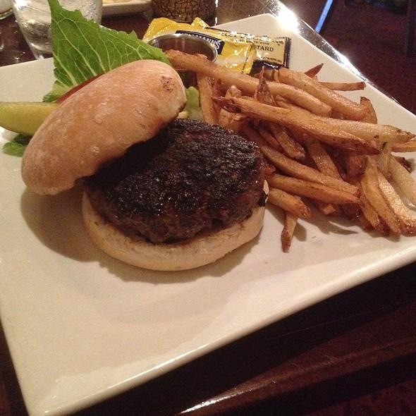 Burger - Solstice Kitchen, Columbia, SC