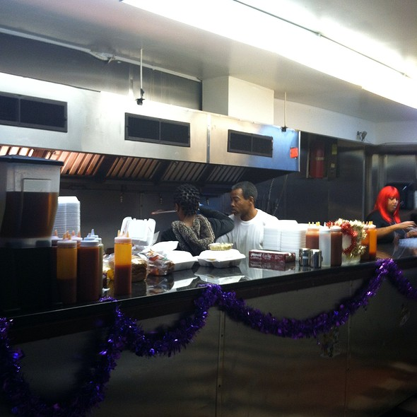 Inside Cooking @ Horace & Dickie's Seafood