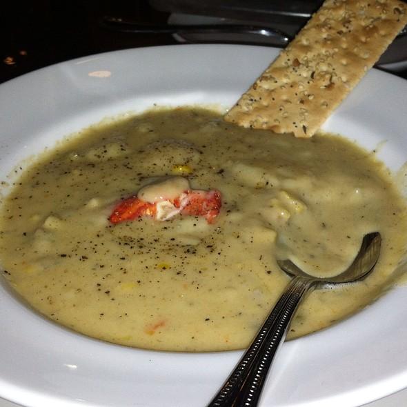 Lobster Chowder - 801 Chophouse - St. Louis, Clayton, MO