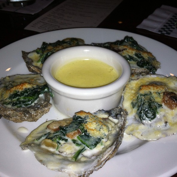 Oysters Rockefeller - 801 Chophouse - St. Louis, Clayton, MO