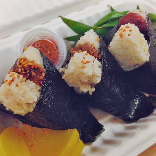 Onigiri Set @ Onigilly