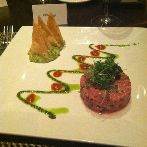 Tuna Tartare - Jewel by Tom Schaudel, Melville, NY