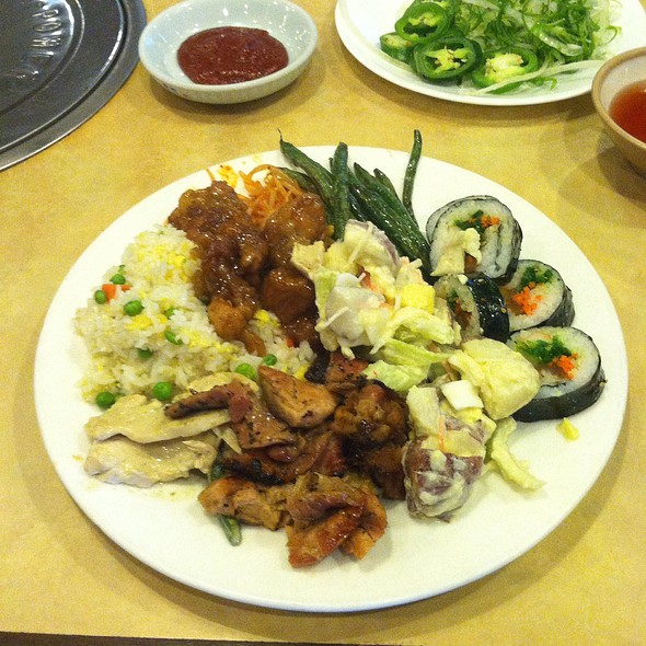 Korean Buffett @ Heebeen Restaurant