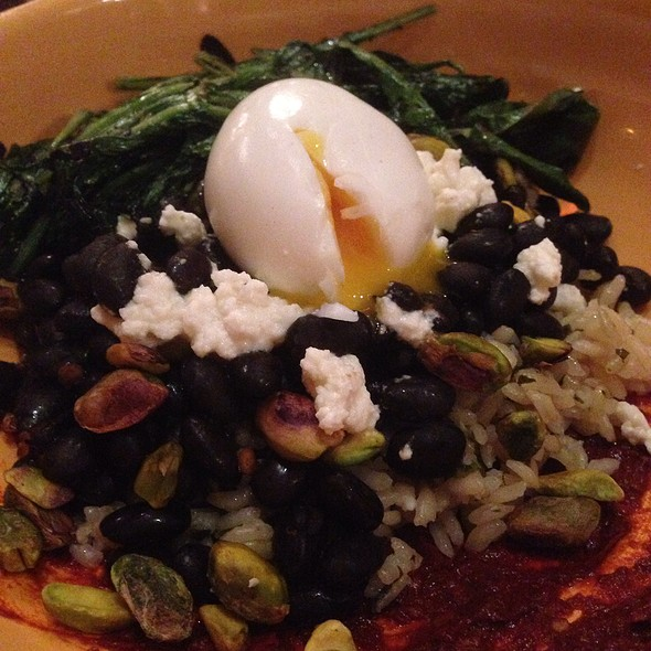 Brown Rice Bowl @ The Misfit