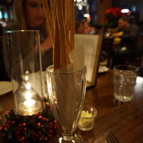Breadsticks - Gar Woods Grill and Pier Restaurant, Carnelian Bay, CA