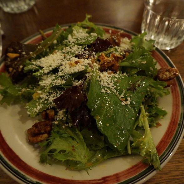 House Salad - Gar Woods Grill and Pier Restaurant, Carnelian Bay, CA