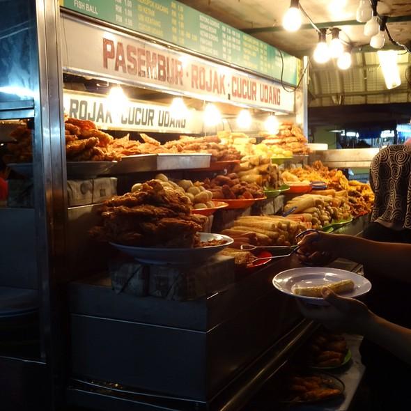Rojak Pasembor @ Gurney Drive Hawker Stall