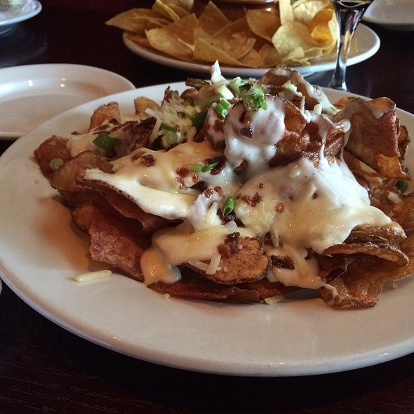 Irish Nachos @ Corry's Ale House