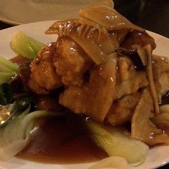 Stuffed Tofu @ Gu's Bistro
