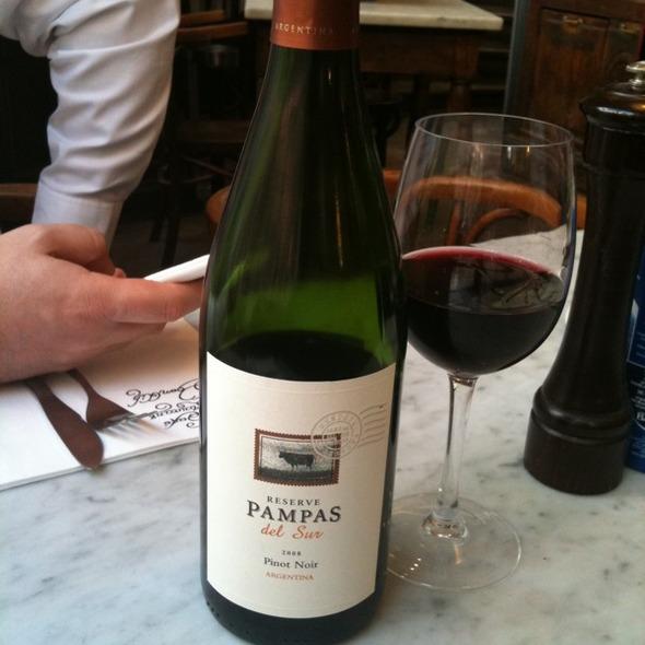 Argentinian Pinot Noir