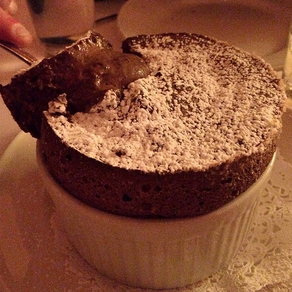 Chocolate Souffle - Minetta Tavern, New York, NY