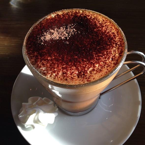 Cappuccino @ Mange Tout