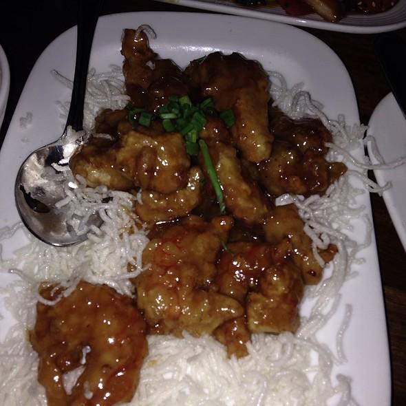 Sweet & Sour Shrimps @ P.F. Chang's