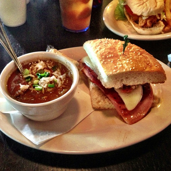 Gumbo And Muff - Cypress Grill, Austin