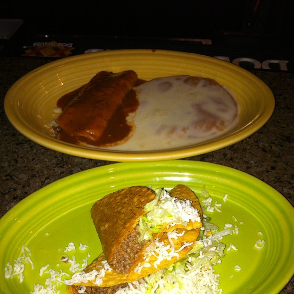Combination #4 @ Frontera Mex Mex Grill