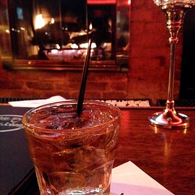 Crown Reserve On The Rocks