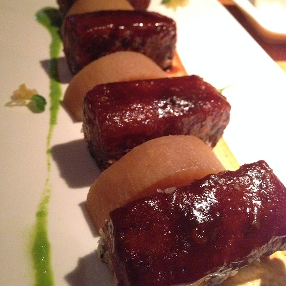 Crunchy Pork - Blowfish Sushi - SF, San Francisco, CA