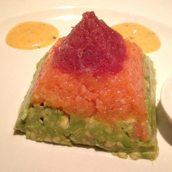 Pyramid Of Tartare - Blowfish Sushi - SF, San Francisco, CA