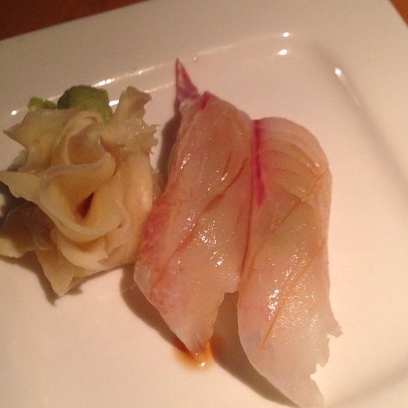 Suzuki Nigiri Sushi - Blowfish Sushi - SF, San Francisco, CA