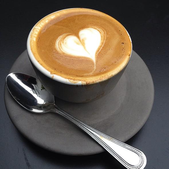 Macchiato @ Four Barrel Coffee