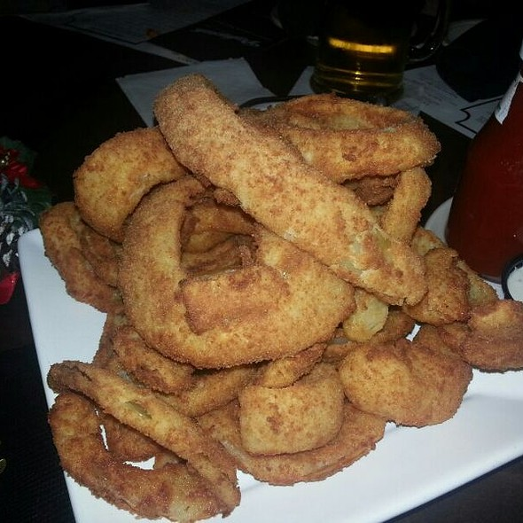 Onion Rings @ Pickwick
